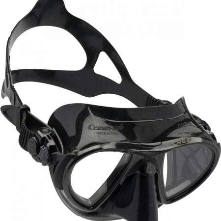 CRESSI SUB Maska NANO BLACK