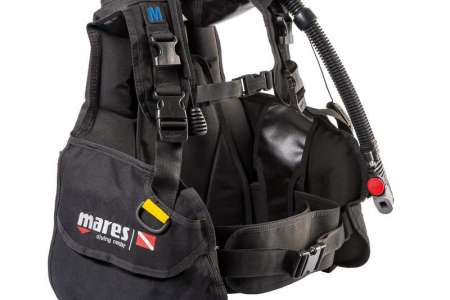 MARES BCD ROVER DC