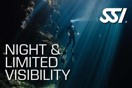 Ronjenje noću i u ograničenoj vidljivosti