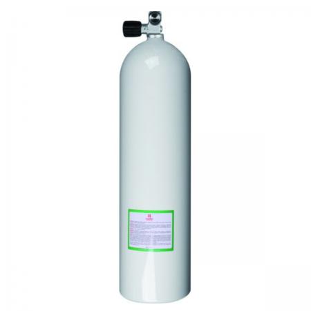 ALU ronilačka boca S080 bijela 11.1 litara