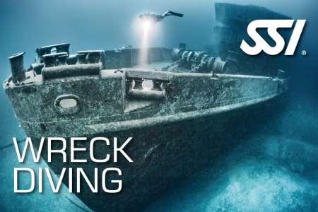 Ronjenje na potopljenim brodovima