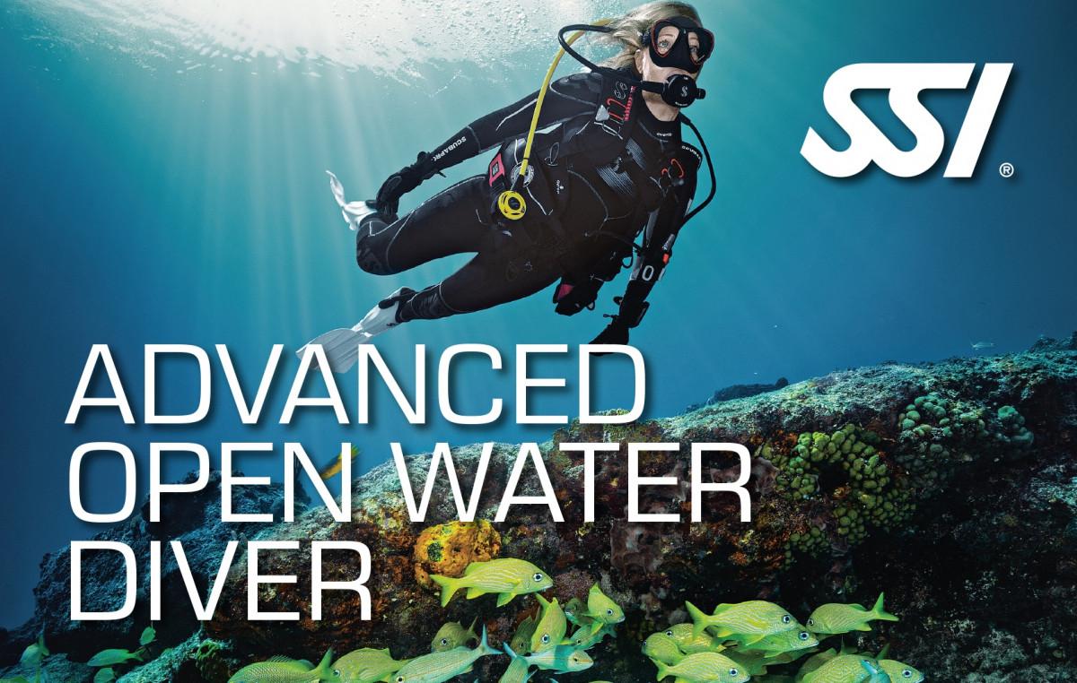 Napredni ronilac otvorenih voda